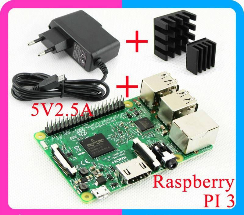 Raspberry PI 3 model b купить в интернет магазине