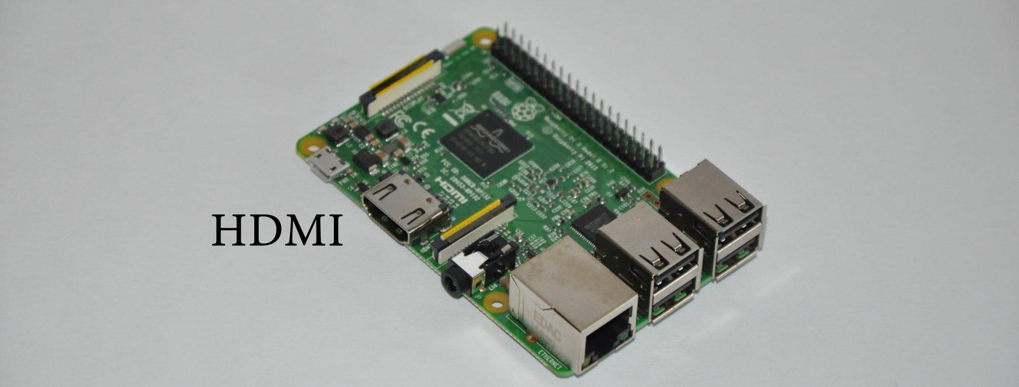 Raspberry pi как подключить монитор или ТВ