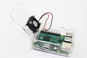 Вентилятор для охлаждения Raspberry PI 3