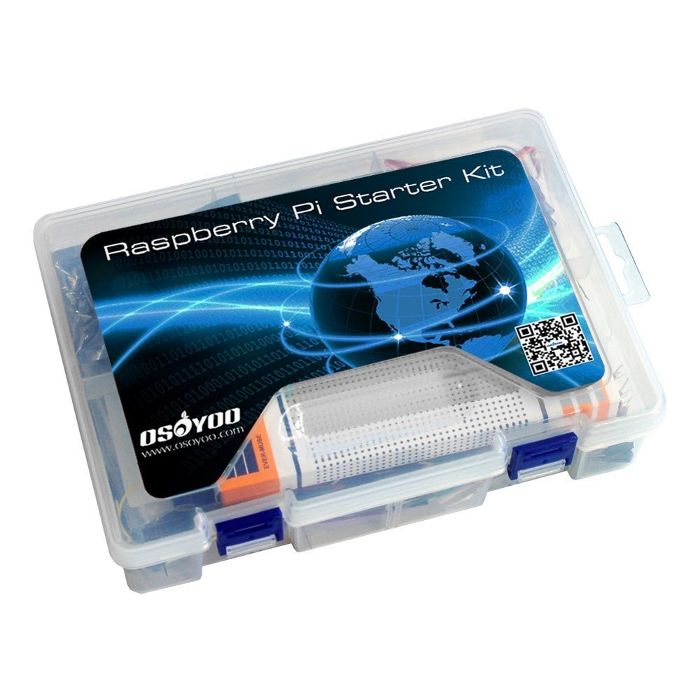 Комплект raspberry pi 3 Starter Kit Ultimate Learning Suite для новичка