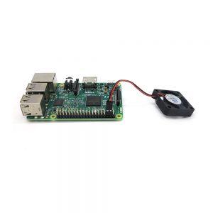 купить вентилятор для охлаждения Raspberry PI 3