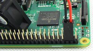 Активное охлаждение для радиатора ( вентилятор ) для Raspberry PI 2 & 3 Модель B