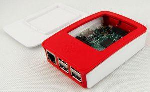 корпус R1 для raspberry PI 3 из ABS пластика (акрила)