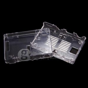 купить оригинальный прозрачный корпус S6 для raspberry PI 3