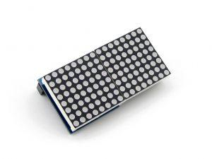 СВЕТОДИОДНАЯ Матрица с MAX7219 для Raspberry Pi