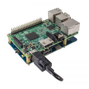 3800mAh 5V / 1.8A Литий-ионная батарея для Raspberry Pi 3 powerpack v.1 описание