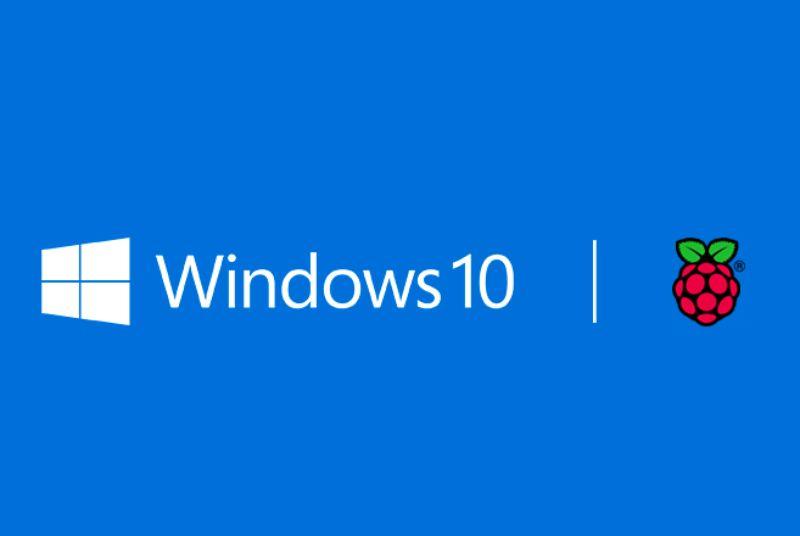raspberry pi 10 Windows