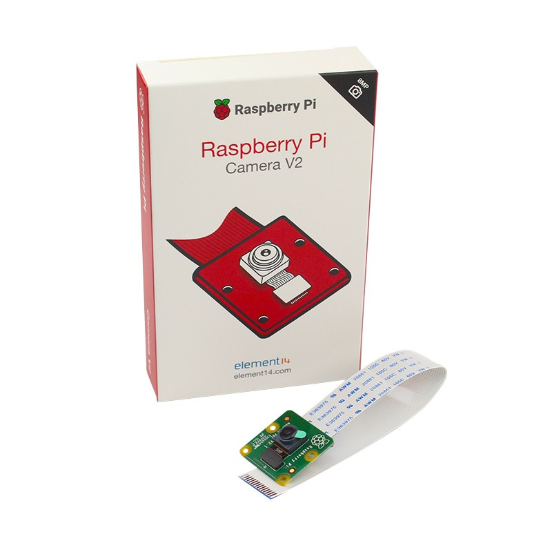8MP Камера для Raspberry Pi 3