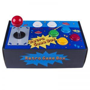 SunFounder Raspberry Pi Retro Game Box DIY