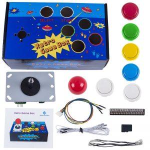 SunFounder Raspberry Pi Retro Game Box DIY купить
