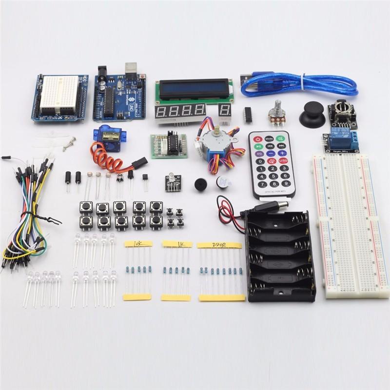 Техническое описание Базового набора Arduino Starter Kit №1
