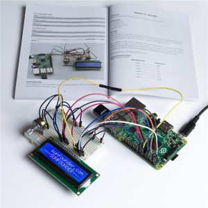 Комплект SunFounder Starter Kit V2.0 для Raspberry Pi 3 для новичков