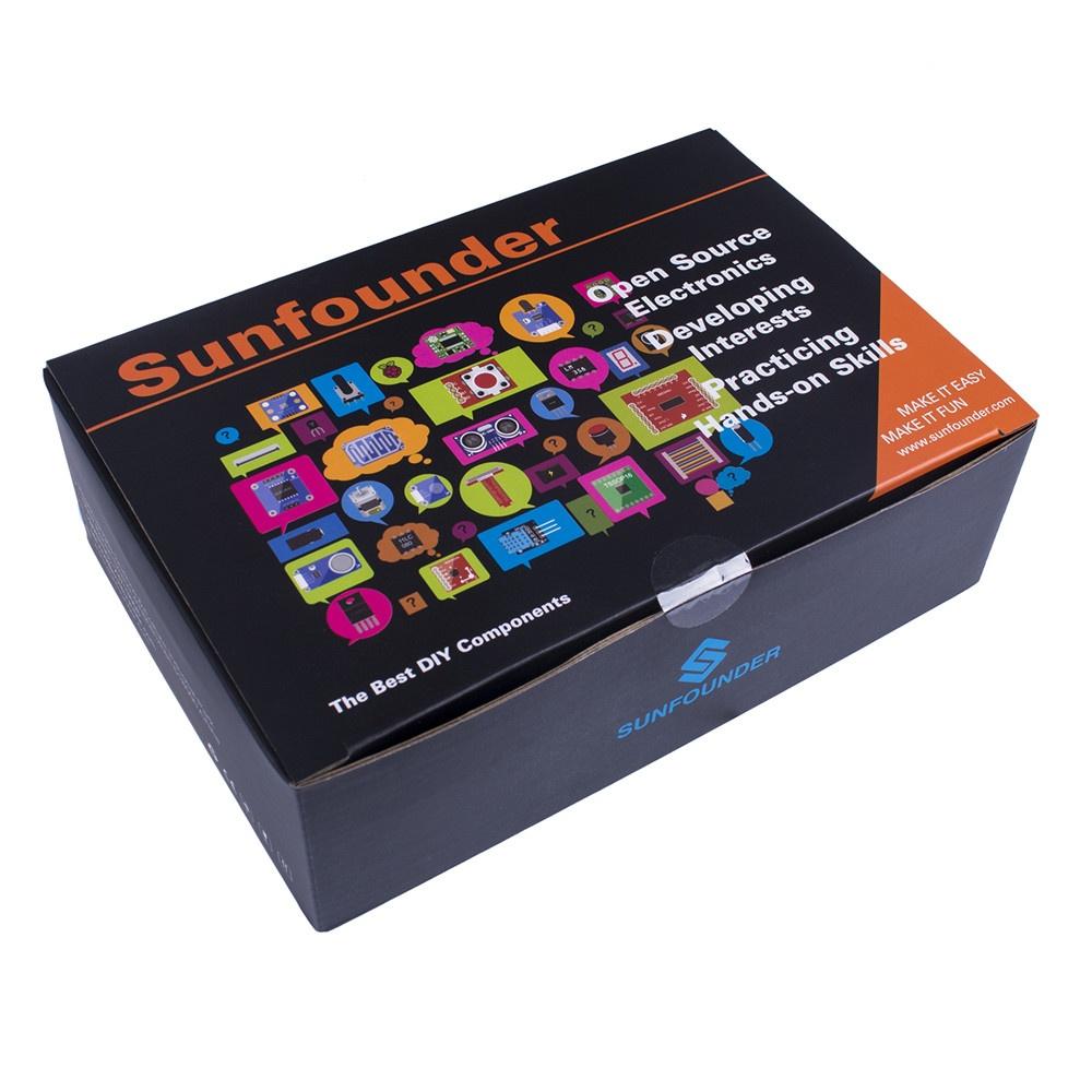 SunFounder Starter Kit V2.0 для Raspberry Pi 3