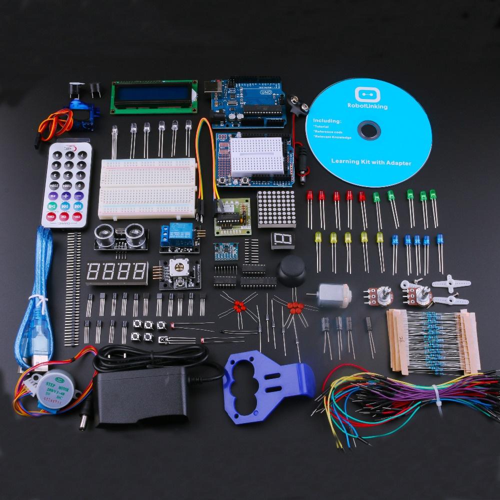 Стартовый комплект с arduino uno