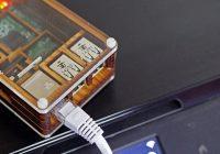 Сервер печати на Raspberry Pi usb принтер