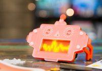 Scroll Bot проект на raspberry zero w