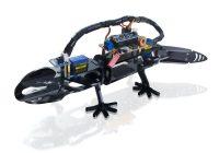 Комплект бионического робот ящерицы для ардуино нано