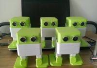 Отто робот на arduino nano