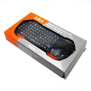 Комплект поставкиBluetooth клавиатуры с тачпадом