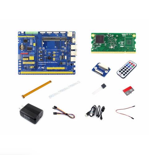 КомплектRaspberry Pi вычислительный модуль Compute Module 3