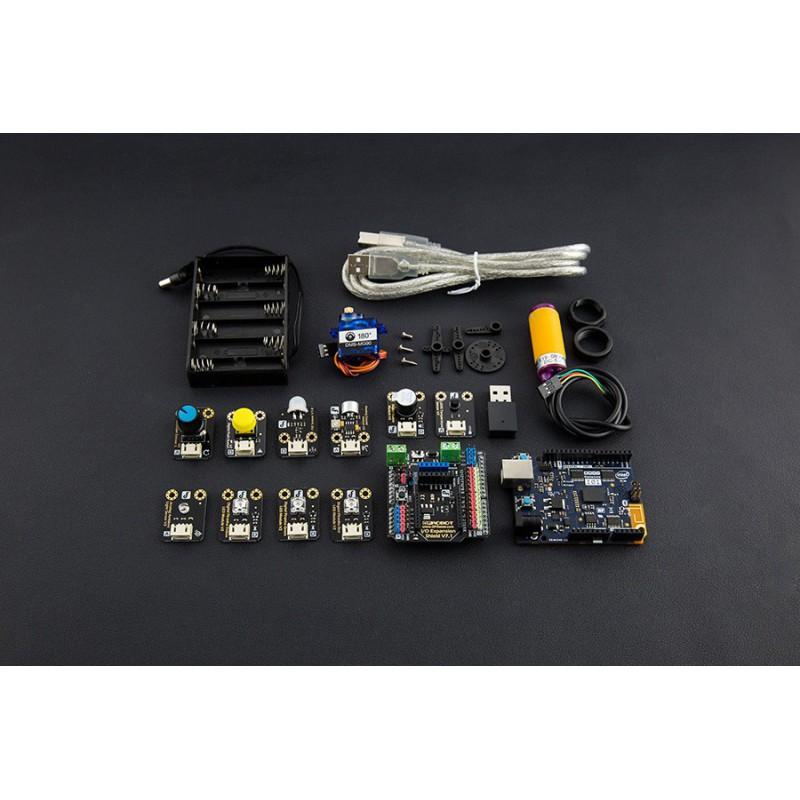 Комплект поставкистартового комплекта Starter Kit для Arduino/genuino 101