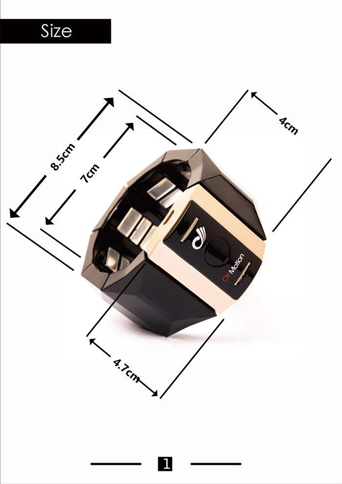 Размеры браслетаGesture EMG Sensor Muscle Signal Control Armband