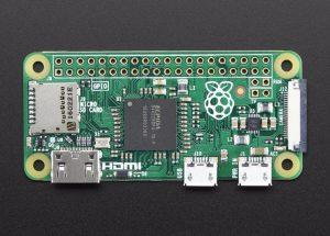 Raspberry Pi Zero Технические характеристики