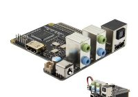 X6000 7.1 Hi-Fi аудио плата расширения для Raspberry Pi 3