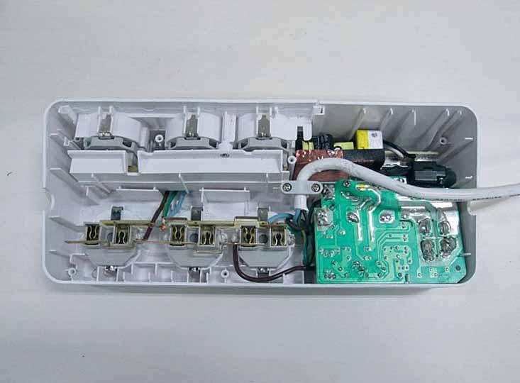 APC SurgeArrest PM6U-RS с 2 USB зарядки