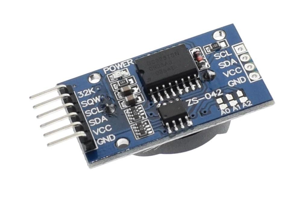 DS3231 модуль часов реального времени для Arduino