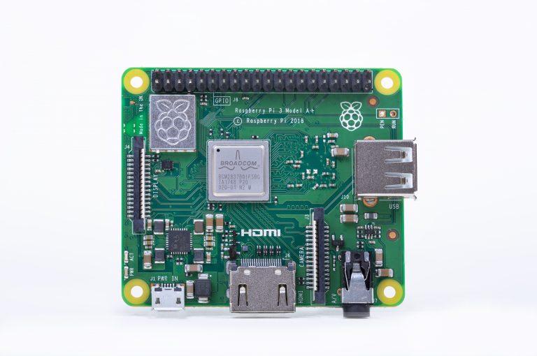 ОписаниеRaspberry Pi 3 Модель A +