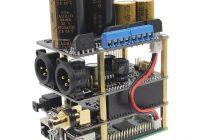 Raspberry Pi X20-XLR Hifi аудио комплект