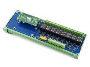 Плата расширения 8 канальный реле для Raspberry PI