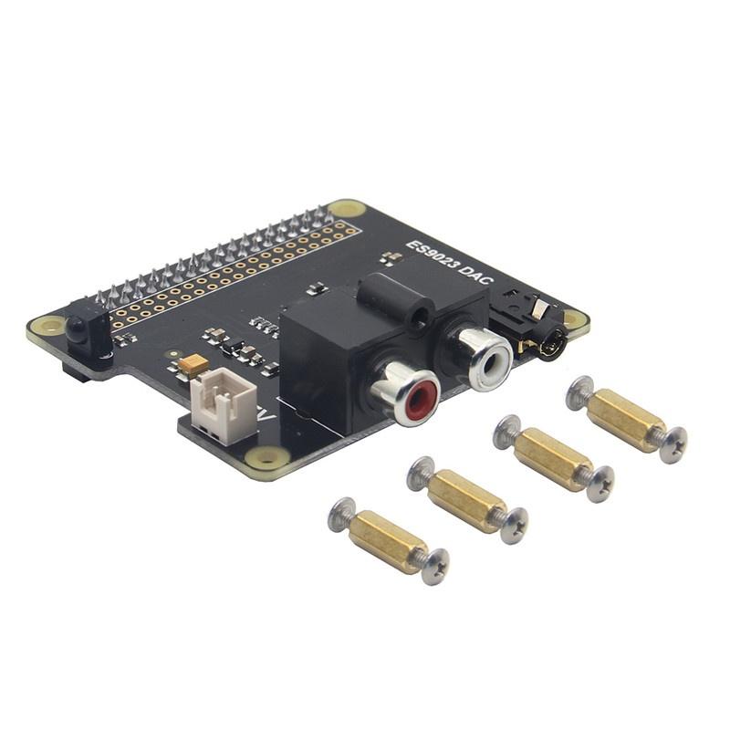 X900 HIFI ЦАП ES9023 Плата расширения для Raspberry Pi