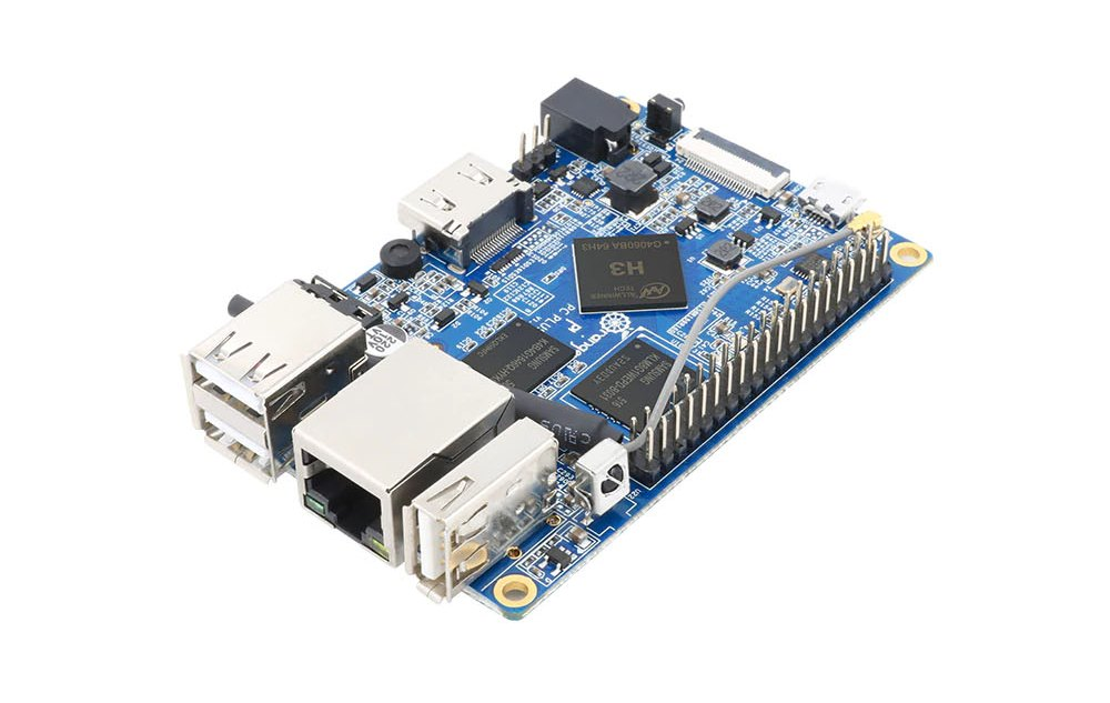 Orange Pi PC Plus одно платный компьютер для ваших проектов