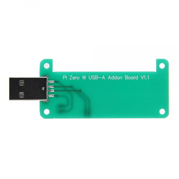 Плата расширения raspberry Zero с USB разъемом