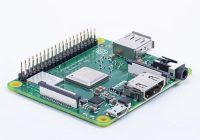 Raspberry Pi 3 Модель A +