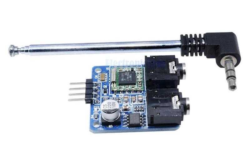 Особенности TEA5767 FM стерео радио модуль для Arduino