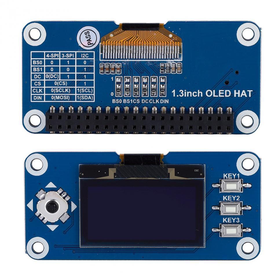 OLED дисплей плата расширения для Raspberry Pi