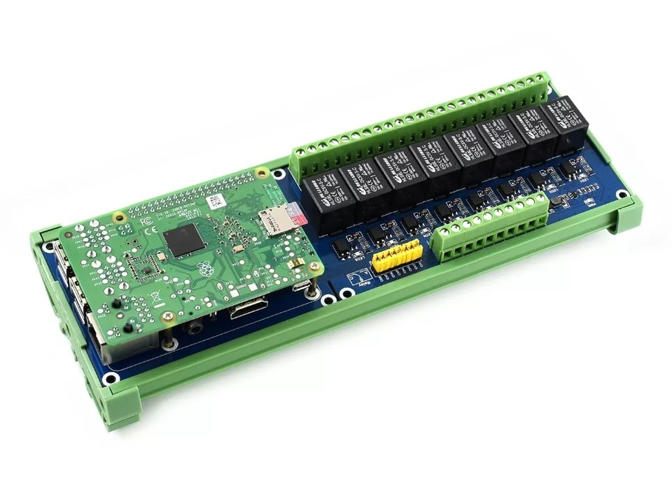Технические характеристикиплаты расширения 8 канальный реле для Raspberry PI