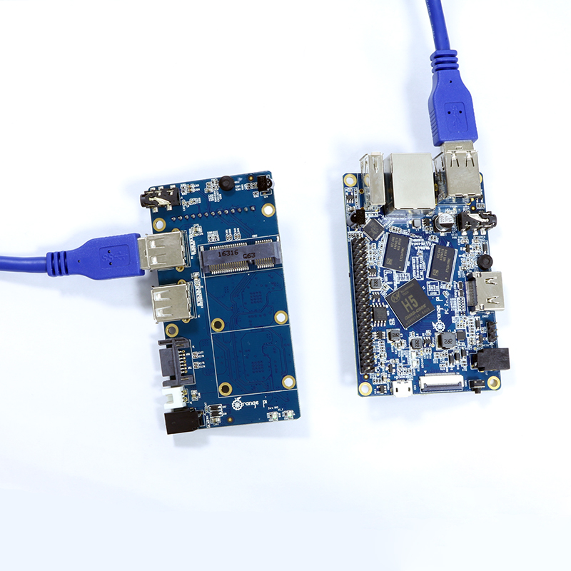 Комплект поставкиOrange Pi Zero NAS