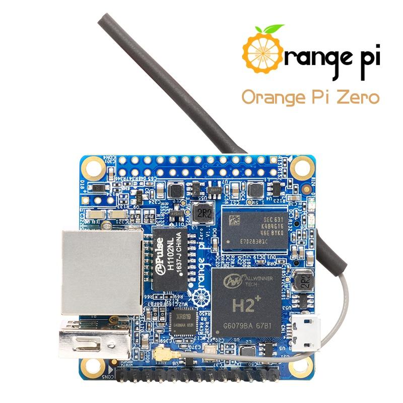 Что построить на Orange Pi Zero?