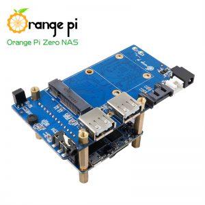 Orange Pi Zero NAS