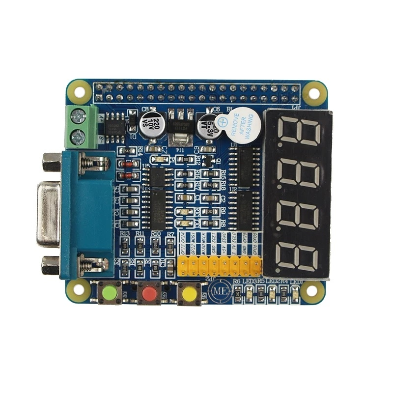 Комплект поставкиплаты расширения GPIO RS485 RS232 для raspberry pi