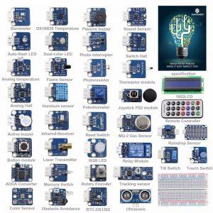 Комплект из 37 сенсоров для Arduino
