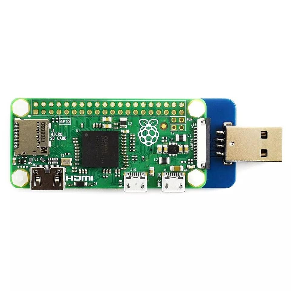 Комплект поставки USB адаптер разъем для Raspberry Pi Zero/Zero W/Zero WH