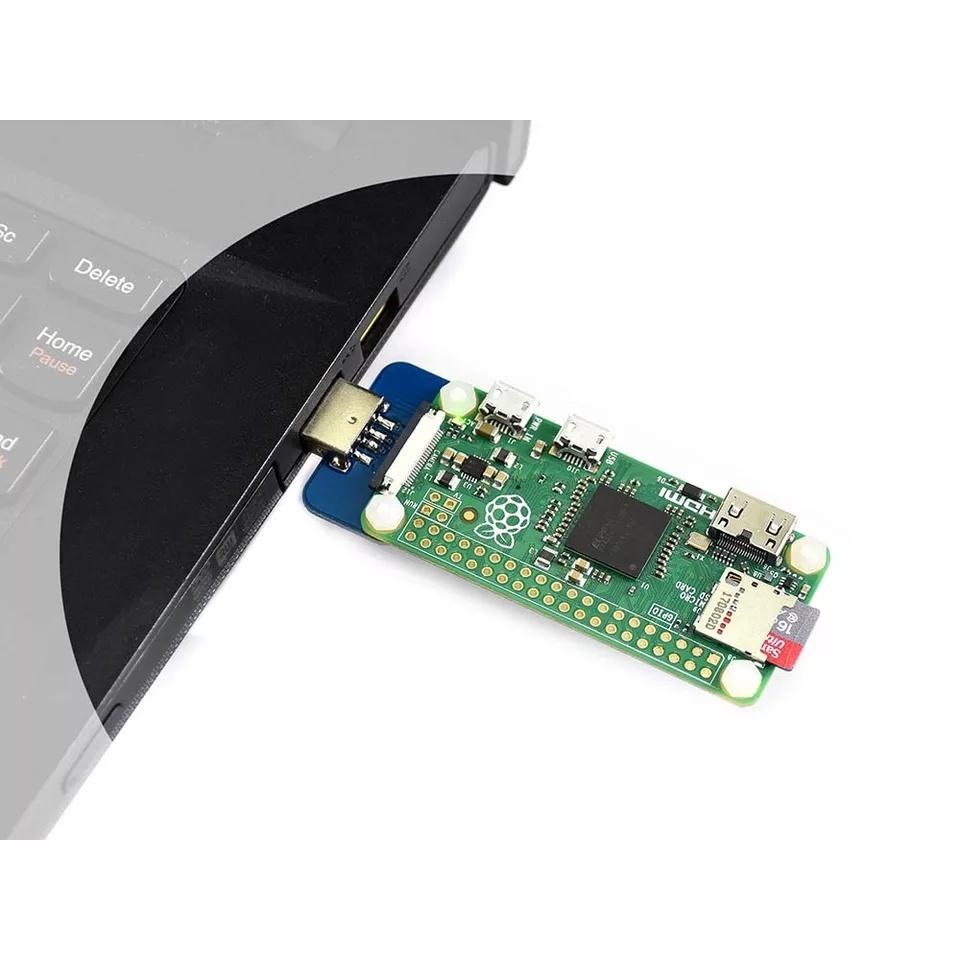 КупитьUSB адаптер разъем для Raspberry Pi Zero/Zero W/Zero WH