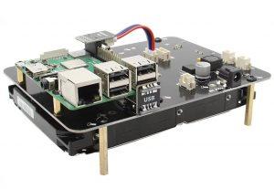X830 плата расширения 3.5 HDD SATA для raspberry pi