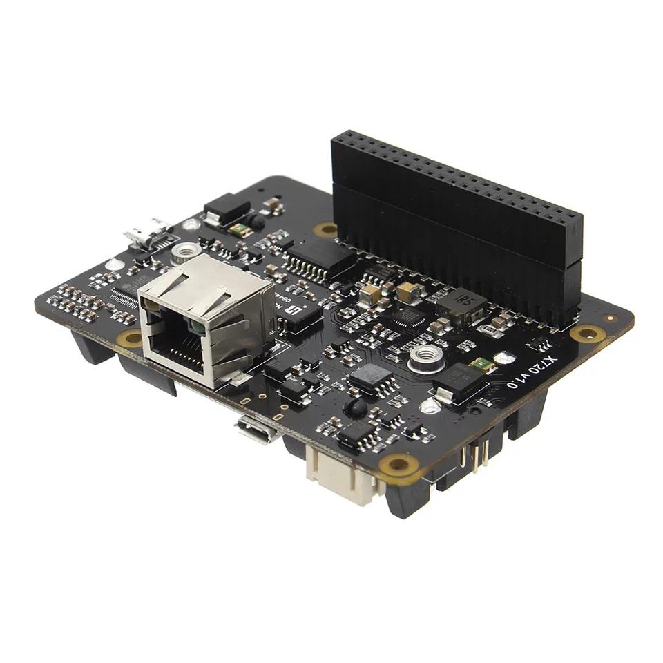 Комплектацияплаты расширения управления питанием X720 для Raspberry Pi