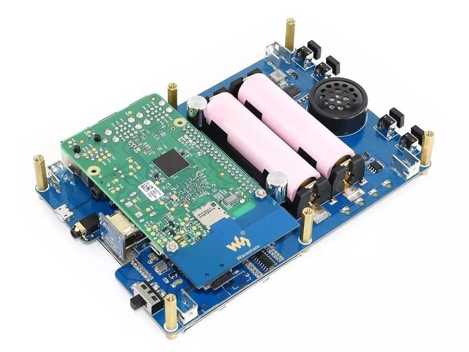 GamePi43 ретро консоль на raspberry pi